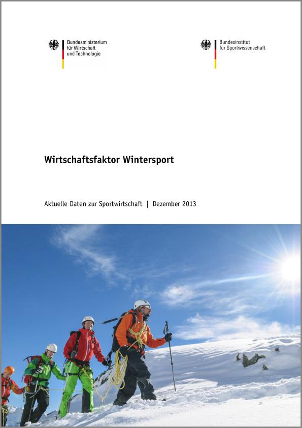 BISp-Wirtschaftsfaktor Wintersport